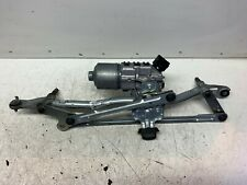 PEUGEOT PARTNER FRONT WIPER MOTOR AND LINKAGE 3397020955 2009-2015