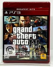 Grand Theft Auto IV - Greatest Hits - PS3 - Brand New | Factory Sealed