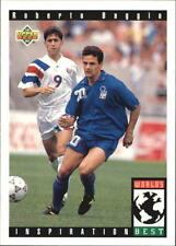 83767813e Roberto Baggio Soccer Trading Cards for sale