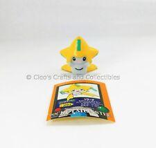 Jirachi Legendary Bandai Pokemon Figure / Finger Puppet 2004 Japanese w/Sticker!