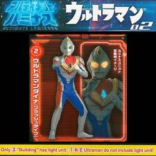 Bandai Ultimate Luminous Ultraman 02 Gashapon - 02 Ultraman Dyna (Flash type)