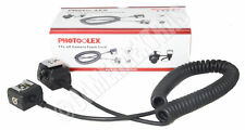 I-TTL fuera de cámara cable de extensión de Flash Cable de sincronización Zapata Nikon 700 SB800 SB900
