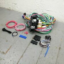 1937 - 1938 Studebaker Wire Harness Upgrade Kit fits painless circuit fuse block