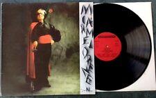 GINO NEGRI / M CARMELO BENE (cabaret sinfonico) - LP (Italy 1982) RARE !!!