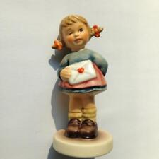 New ListingGoebel Hummel Messages of Love Figurine 2050/A 1997 Germany Valentines Day