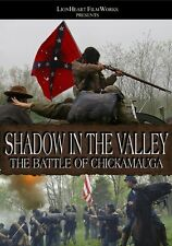 "New Civil War DVD ""Shadow In The Valley: The Battle of Chickamauga"" Reenactment"