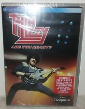 DVD THIN LIZZY - ARE YOU READY? - SEALED - SIGILLATO