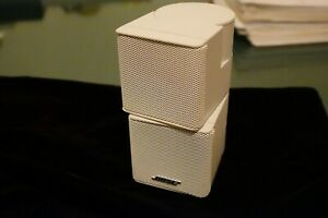 Bose Lifestyle Premium Double-Cube Jewel Speaker