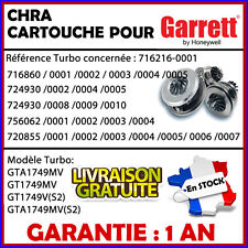 CHRA Turbo cartridge Golf 2.0 TDI 140 724930 724930-8 724930-9 724930-10 GTA1749