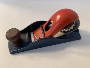 "Stanley Handyman 6 1/2"" Block Plane H1247"