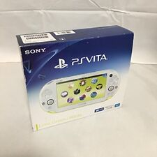 PlayStation PS Vita Wi-Fi Console Lime green / white PCH-2000ZA13 from japan