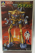 SPACE RUNAWAY IDEON : 1/760 SCALE MODEL KIT MADE BY AOSHIMA CIRCA 1980'S (MLFP)