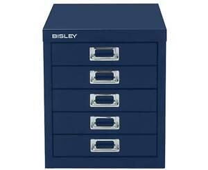 Bisley Cabinet 5 Drawer