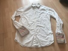 Paul Smith London White Shirt Size 16