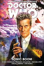 Doctor Who The Twelfth Doctor - Sonic Boom Doctor Who New Adventures