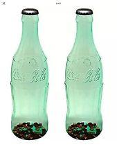 HUGE (2) Coca Cola Coke Bottle Banks Almost 2 Feet Tall! NEW