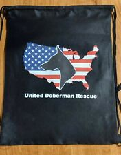 UDR drawstring bag