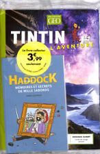 TINTIN c'est l'aventure N°8 (collection GEO)