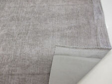 """Mid Silver Grey """"SUMP Velvet"""" Heavy Upholstery Fabric. By NEXT"""