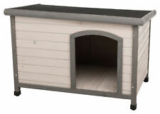 Hundehütte Hundehaus Zwinger Dach aufklappbar Holzhaus
