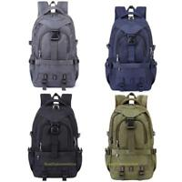 Outdoor Molle Rucksack Military Tactical Bag Camping Hiking Trekking Backpack