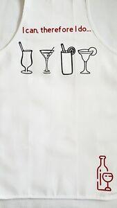 Apron for Men, Women, Bartenders