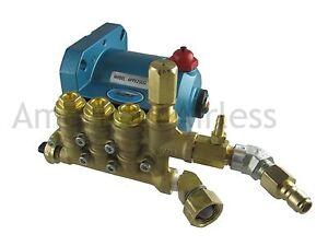 CAT Pump 4PPX25GSI-057 2.5 gpm 3300 psi Fits 6.5 hp Engine CAT Pump 4PPX