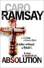 Absolution, Ramsay, Caro | Hardcover Book | Very Good | 9780718150020