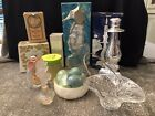 Vintage+Avon+Bottles+And+Soaps+-+Seahorse%2C+Flower+Basket%2C+Bluebird+Soaps%2C+Etc.