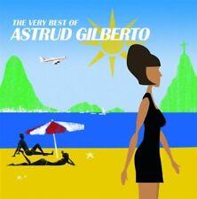 ASTRUD GILBERTO THE VERY BEST OF CD JAZZ BOSSA NOVA NEW SEALED