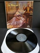 The King and I Motion Picture Soundtrack [Vinyl-Record-LP]