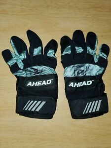 Slayer Paul Bostaph Signed Ahead Gloves Stage Used Farewell Tour Rock am Ring DE