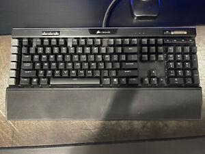 Corsair CH-9127414-NA K95 RGB Platinum XT Wired Mechanical Gaming Keyboard