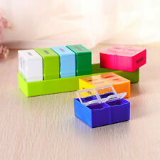 7 Day Pill Box Medicine Storage Tablet Container Case Organizer Dispenser Home