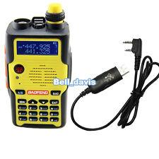 BAOFENG BF-E500S 136-174/400-520Mhz RADIO + USB Cable