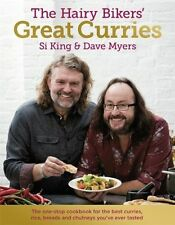 The Hairy Bikers' Great Curries SIGNED COPIES by Si King, Dave Myers  (Hardback)