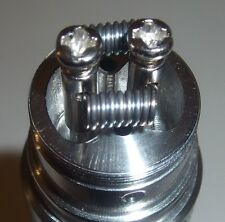 8 X RDA Parallel Coils - 22 Gauge Parallel with 27 Gauge Kanthal 0.15 OHM DUAL