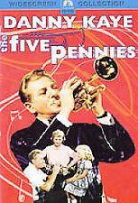 The Five Pennies (DVD) . FREE UK P+P ...........................................
