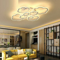 Modern Chandeliers Home Living Room Ceiling Light Fixtures Cloud Design Led Lamp
