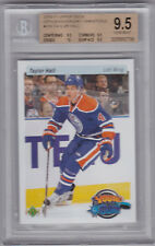 Taylor Hall  2010-11 UD 20th Anniversary Variations Young Guns #219 BGS 9.5
