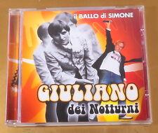GIULIANO DEI NOTTURNI - IL BALLO DI SIMONE - AZZURA MUSIC -OTTIMO CD [AC-140]