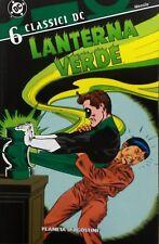LANTERNA VERDE n.6  CLASSICI DC -    Planeta de Agostini