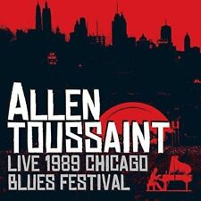 ALLEN TOUSSAINT-LIVE 1989 CHICAGO BLUES FESTIVAL-JAPAN CD G35