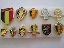 b1 lotto 11 spille BELGIUM football federation association team pins lot