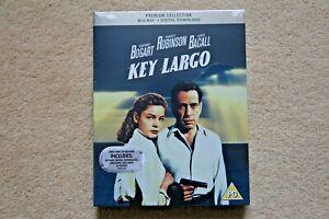 BLU-RAY KEY LARGO   PREMIUM EXCLUSIVE EDITION NEW SEALED UK STOCK