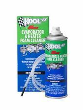 Kool-It Evaporator and Heater Foam Cleaner Reduces allergens and contaminates