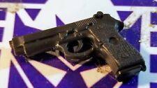 1/6 DRAGON BERETTA REVOLVER 9MM GUN AND CLIP ACCESSORY 21ST CENTURY DID BBI
