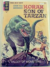KORAK SON OF TARZAN 17 GD 2.0 GOLD KEY 1967 PA2-304