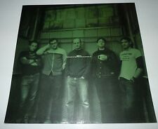 The Promise Ring~Wood/Water~Promo Poster Flat~Double Sided~12x12~Nm~2002
