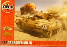 Airfix 1/32 Crusader MK III Tank Model Kit 8360